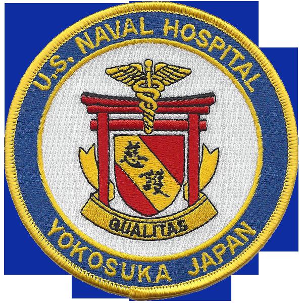 NAVHOSP Yokosuka Japan, US Navy