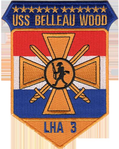 MARDET USS Belleau Wood LHA-3