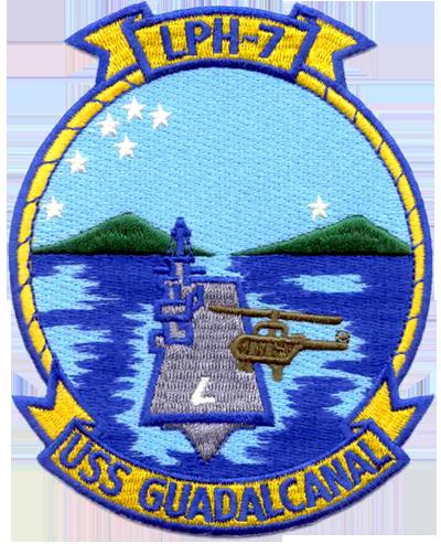 MARDET USS Guadalcanal (LPH-7)