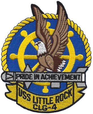 MarDet USS Little Rock (CG-4,CLG-4,CL-92)