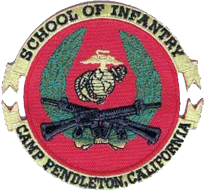 Marine Combat Training School (MCT), Camp Pendleton, CA