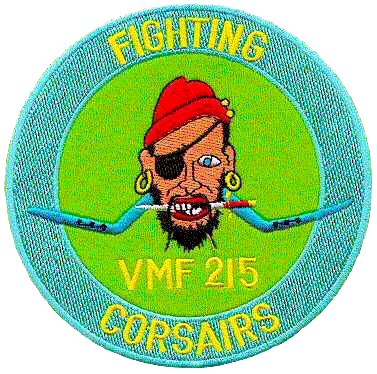 Marine Fighting Squadron 215 (VMF-215)