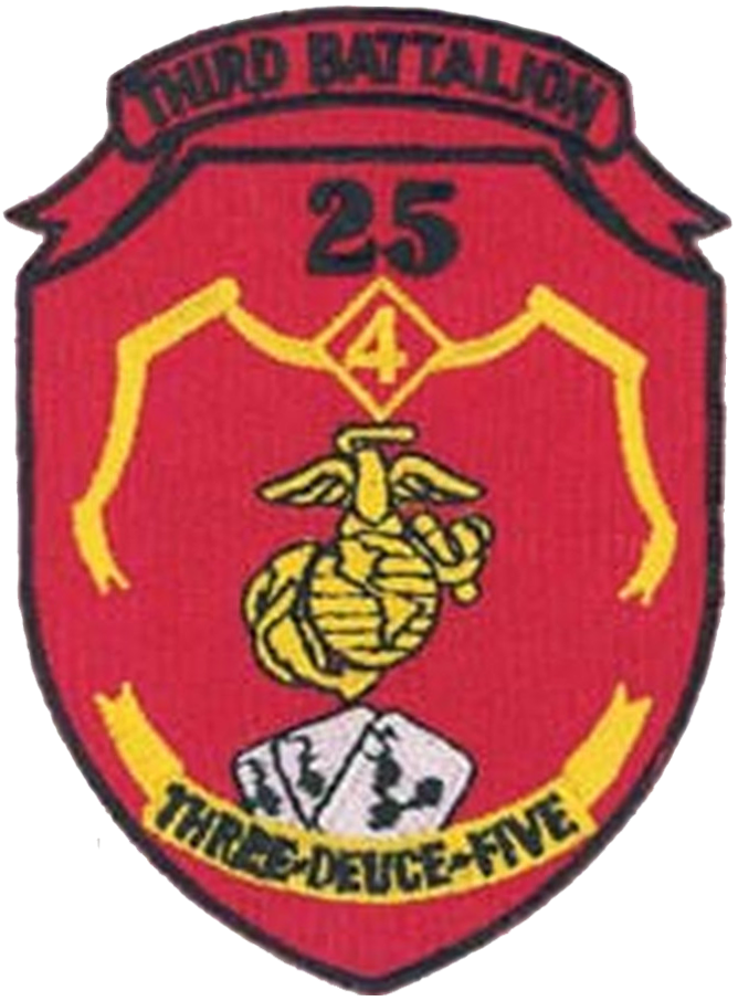 3rd Bn, 25th Marine Regiment (3/25)