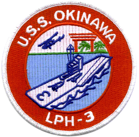 USS Okinawa (LPH-3)