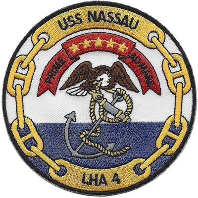 MARDET USS Nassau (LHA-4)