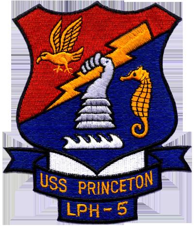 MARDET USS Princeton (LPH-5)