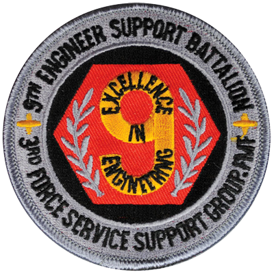 9th Engineer Support Bn (ESB)