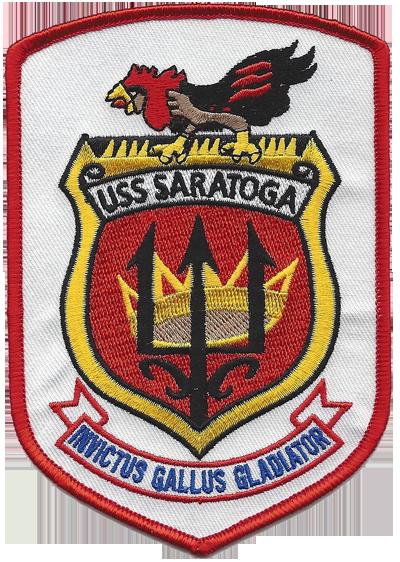 USS Saratoga (CV-60)