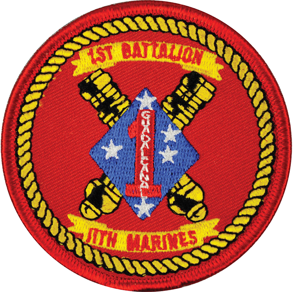 1st Bn, 11th Marine Regiment (1/11), 11th Marine Regiment