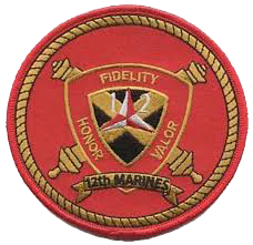 12th Marine Regiment