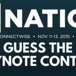 GUESS THE KEYNOTE CONTEST