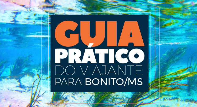 Ebook - Guia Prático do Viajante para Bonito - MS