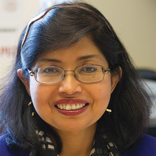 Sharmila C. Chatterjee
