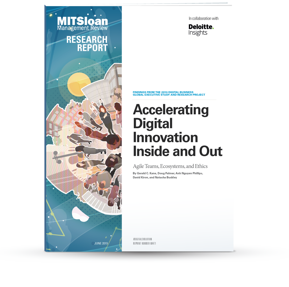 Accelerating Digital Innovation Inside and Out