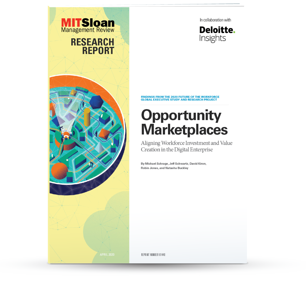 Opportunity Marketplaces Aligning Workforce Investment And Value Creation In The Digital Enterprise
