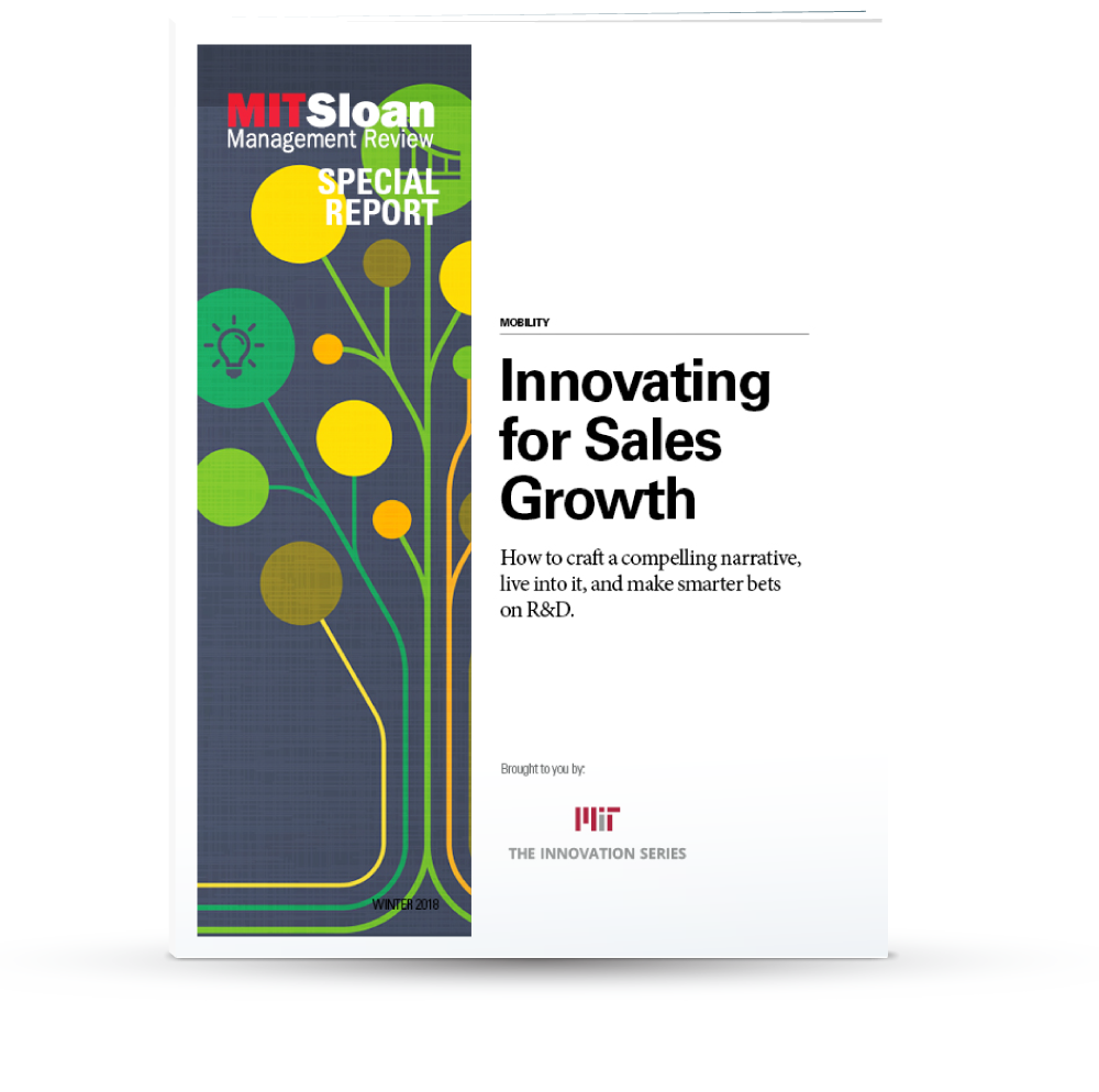 Grow Faster by Changing Your Innovation Narrative