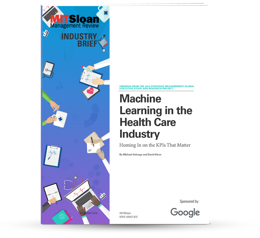 2018 report on how companies are investing in machine learning