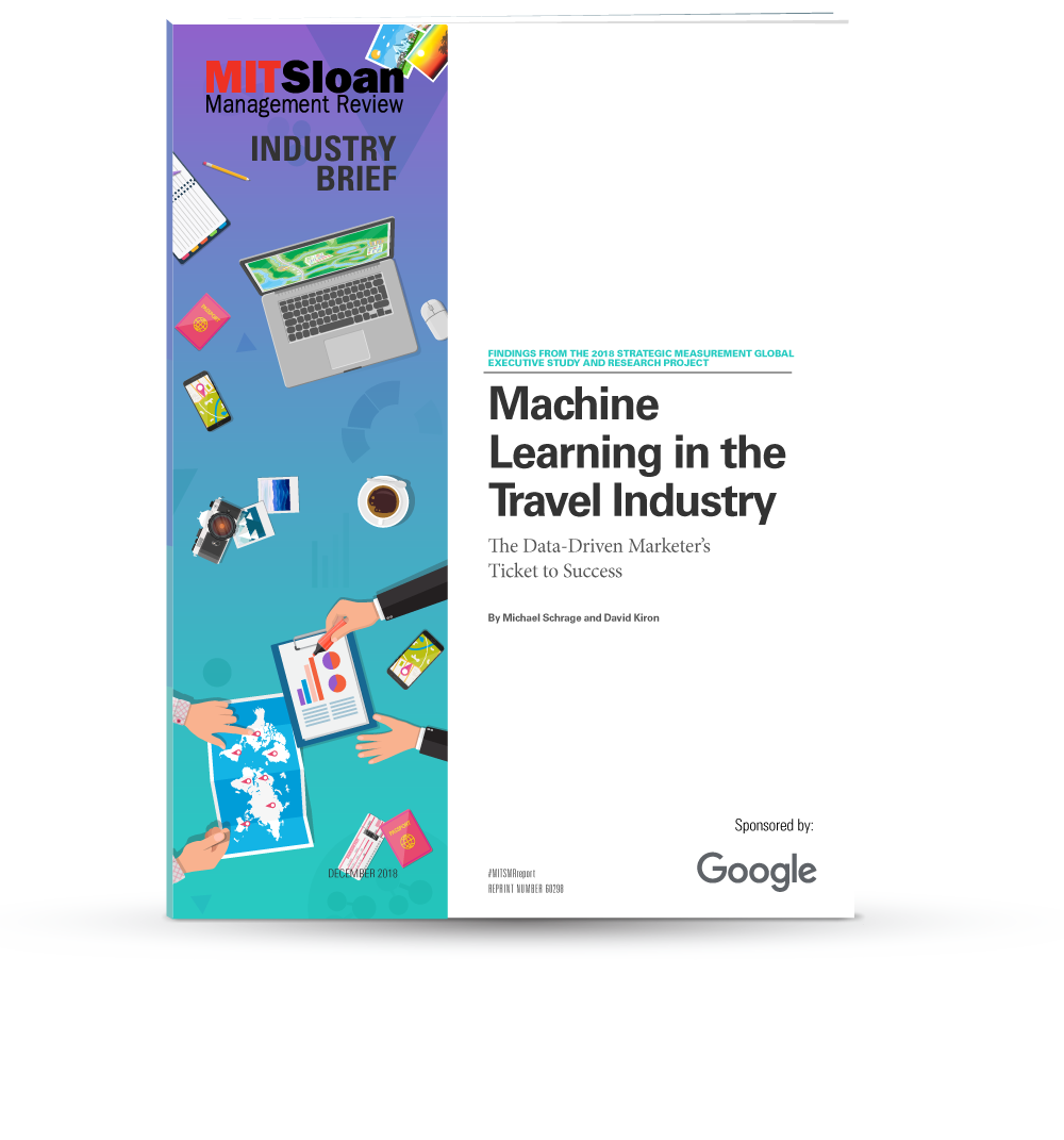 Machine Learning in the Travel Industry