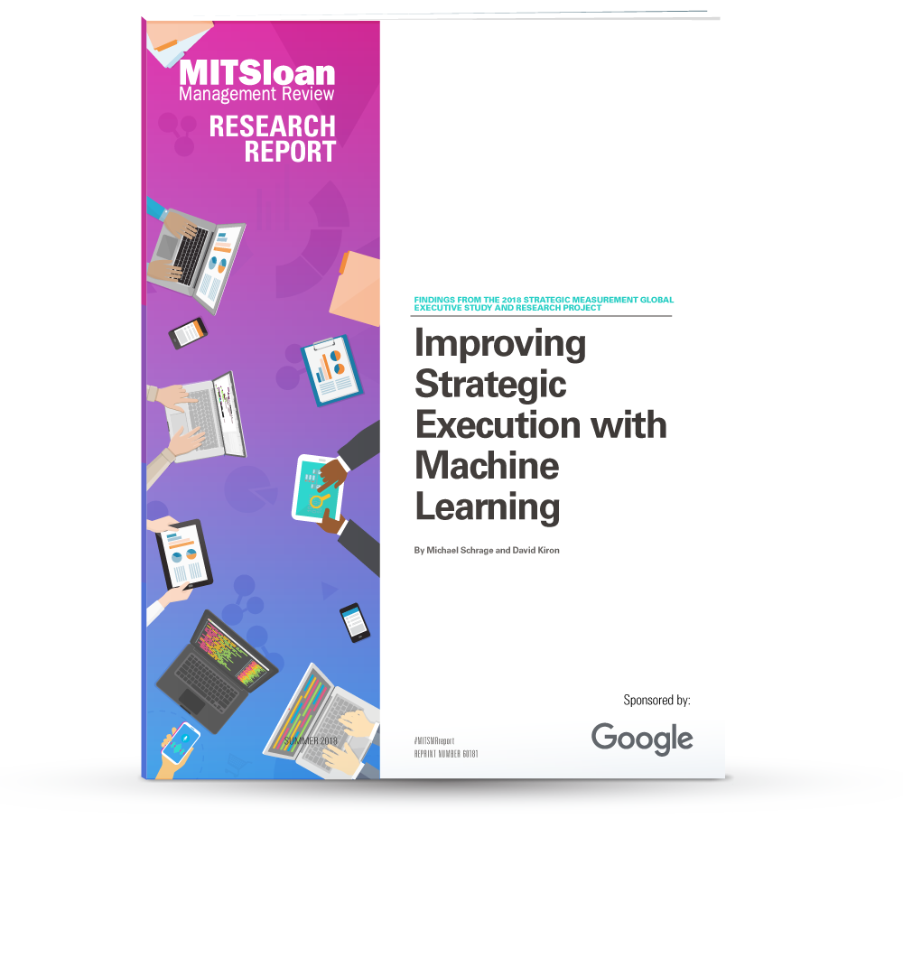 Improving Strategic Execution With Machine Learning