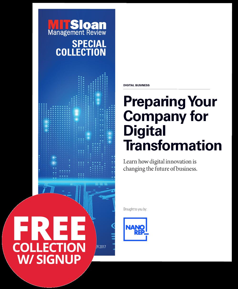 Digital Transformation Collection