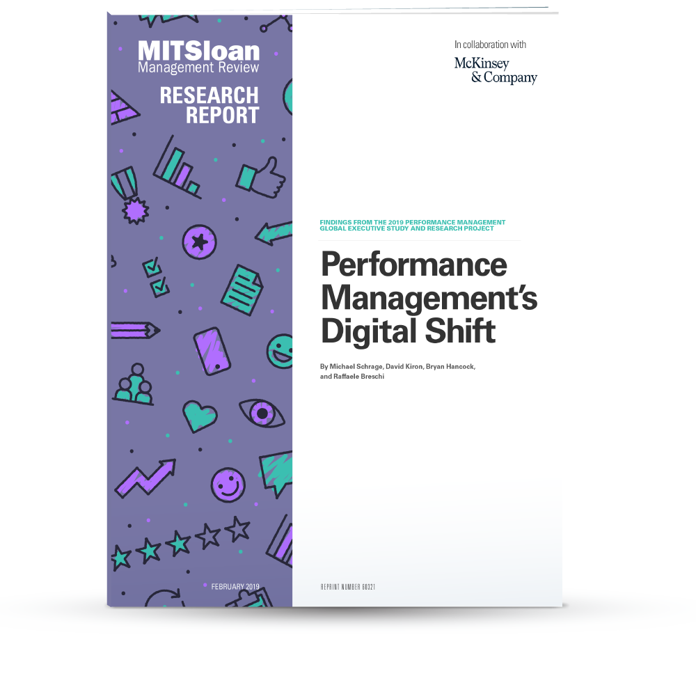 Performance Management's Digital Shift