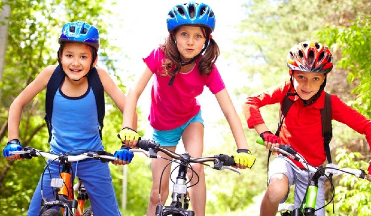 Nook Blog Summer Fun Ideas Bike Riding