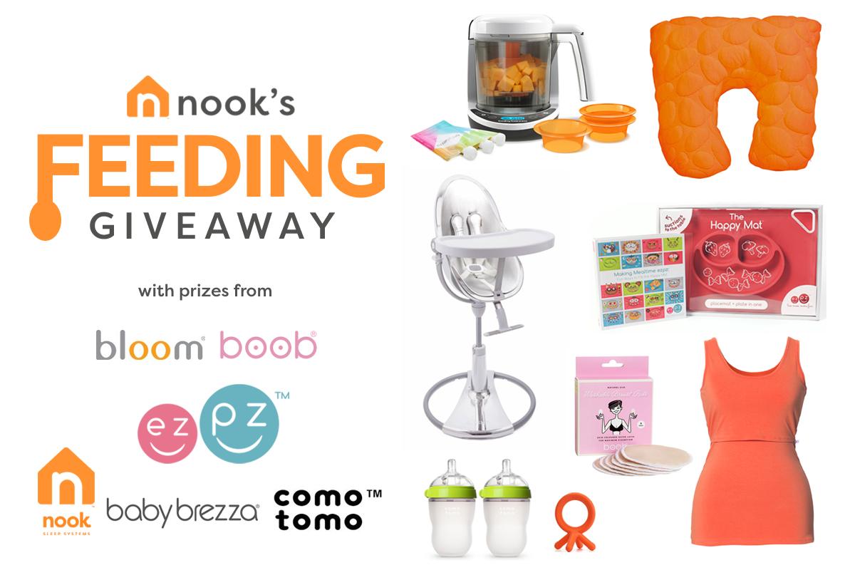 Nook Blog - Feeding Giveaway