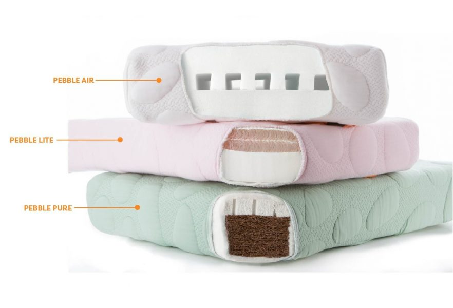 nook pebble pure lite and air breathable and nontoxic crib mattresses