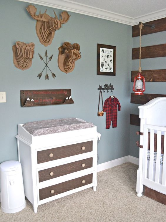 Baby Boy Room Color Ideas: Boy Nurseries Inspiration