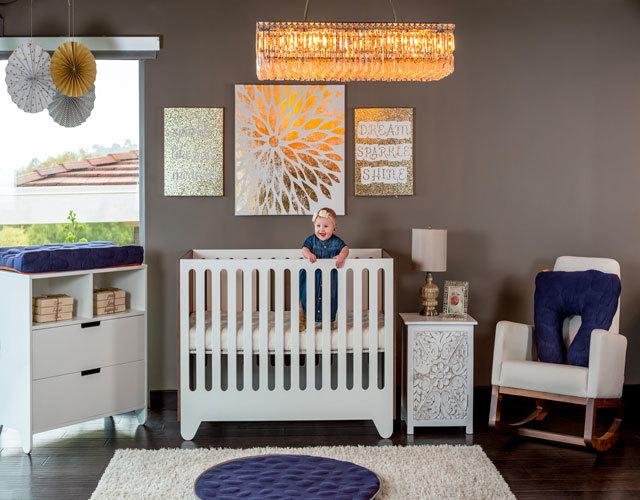 Neutral Nurseries Inspiration Nook Sleep Systems Nook
