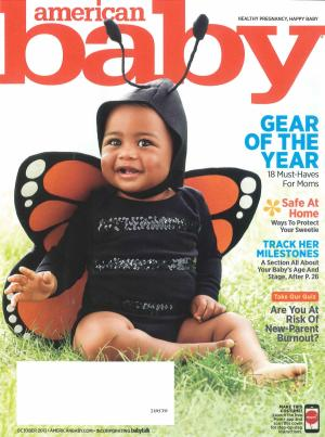 American Baby 1013 Cover