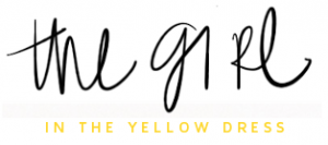 Girl In The Yellow Dress Blog Logo