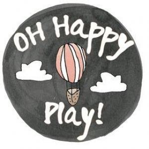 Oh Happy Play Logo