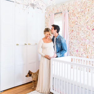 Ali Fedotowsky Pebble Pure Instagram