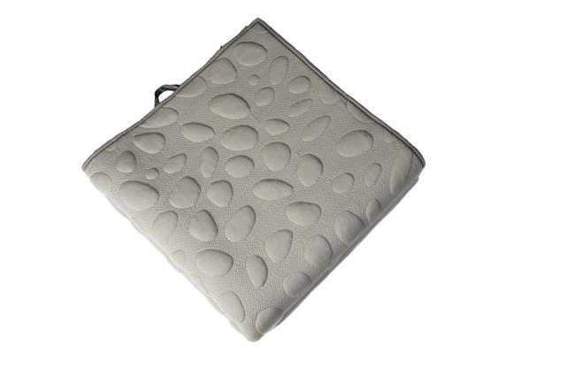 Nook Non Toxic Lily Pad2 Playmat Misty Folded