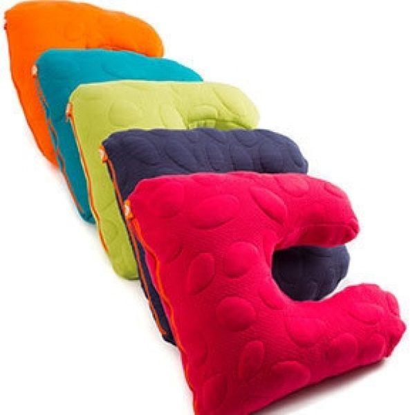 Nook Sleep - Organic Nursing Pillow Colors