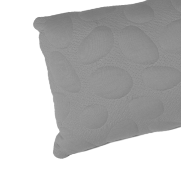 Organic Nook Pebble Pillow Misty