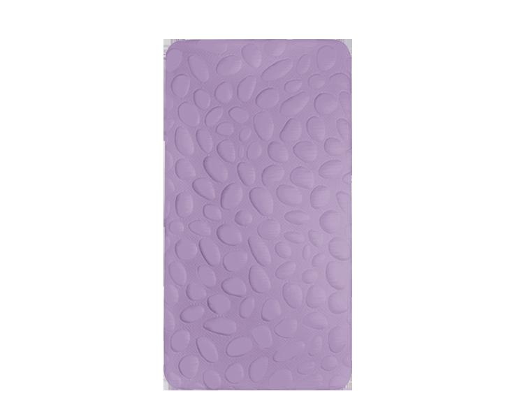 Nook Baby Products - Pebble Pure Organic Crib Mattress Lilac