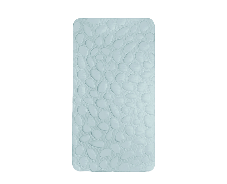 Nook Baby Products - Pebble Pure Organic Crib Mattress Sea Glass