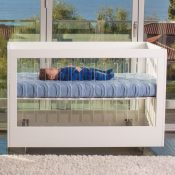 Pebble Lite Crib Mattress - Baby
