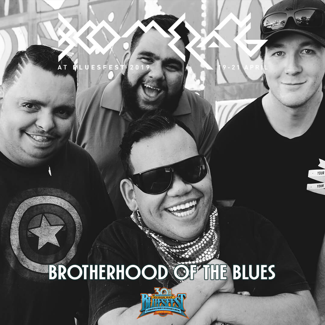Brotherhood of the Blues