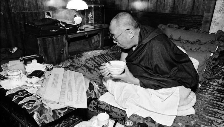 Dalai Lama in Australia - Dalai Lama