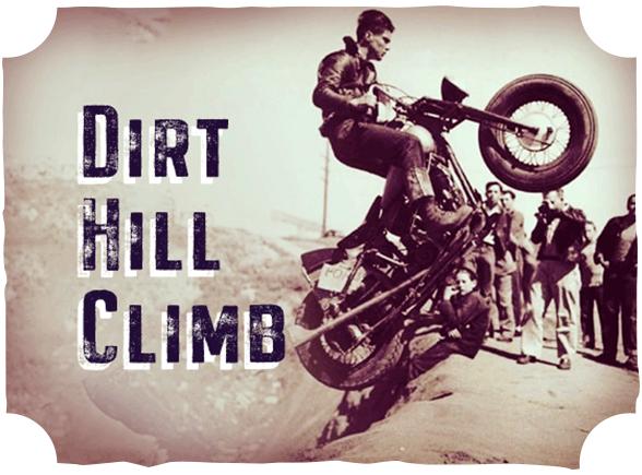 Dirt Hill Climb