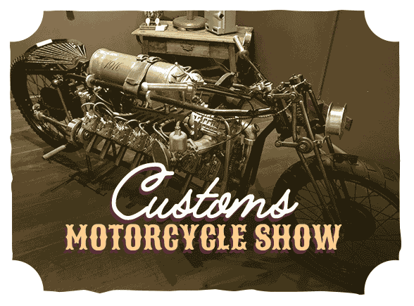 Customs Motorcycle Show