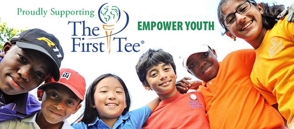 Donate your golf clubs to The First Tee