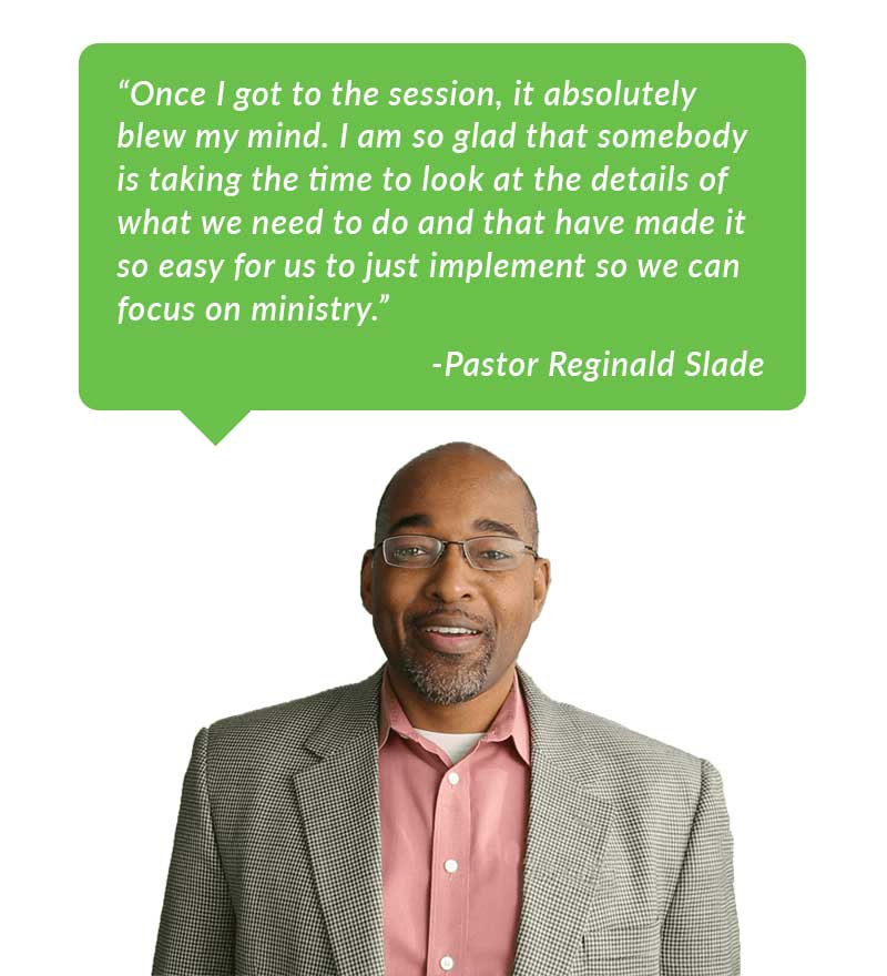 Pastor Testimony