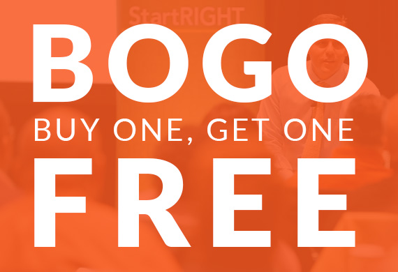 BOGO is Back!