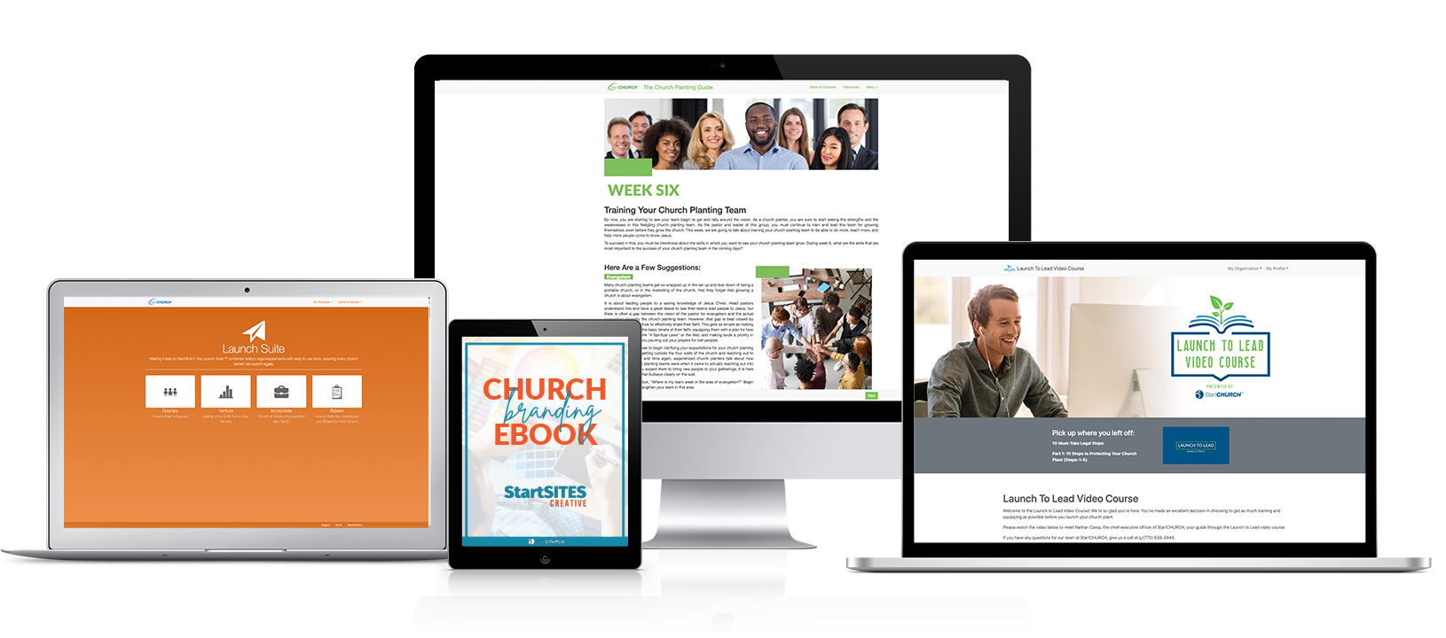 products for church planting