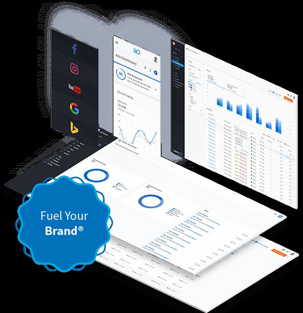 Marketing 360® Overview platform image