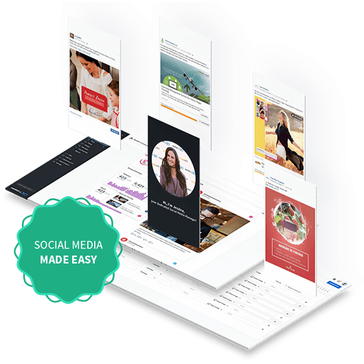Social Media Management platform overview